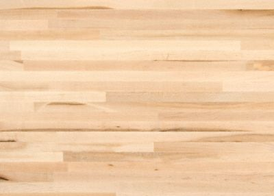 "1 1/2"" x25"" x 8 lft Maple Butcher Block Countertop"